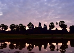 Angkor Wat at Sunrise1