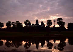 Angkor Wat at Sunrise2